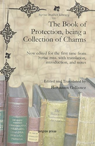 The Book of Protection, Being a Collection: Hermann Gollancz, Hermann