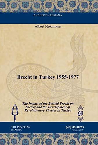 9781617199103: Brecht in Turkey 1955-1977