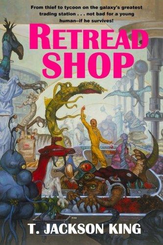 9781617206566: Retread Shop