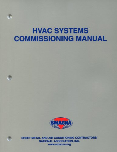 HVAC Systems Commissioning Manual: SMACNA