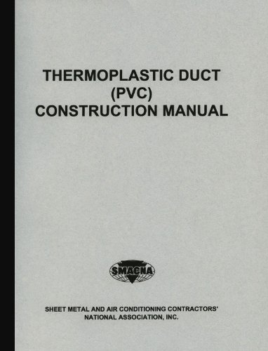 9781617210853: Thermoplastic Duct (PVC) Construction Manual