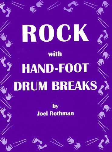 9781617270024: JRP91 - Rock with Hand-Foot Drum Breaks