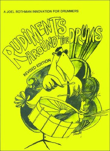 JRP38 - Rudiments Around The Drums: Joel Rothman