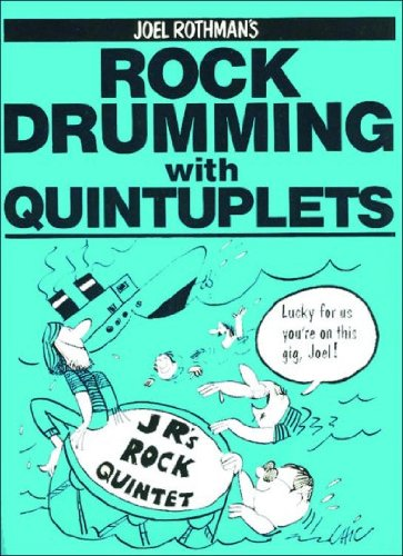 9781617270628: JRP07 - Rock Drumming with Quintuplets