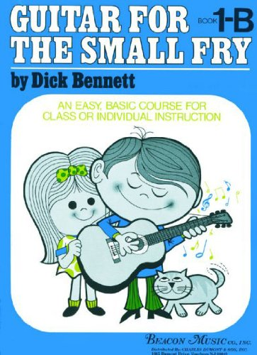 50394160 - Guitar for the Small Fry 1B: Dick Bennett
