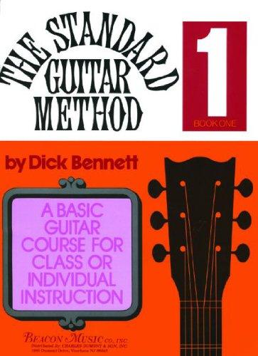 9781617270789: 50393970 - The Standard Guitar Method - Book 1
