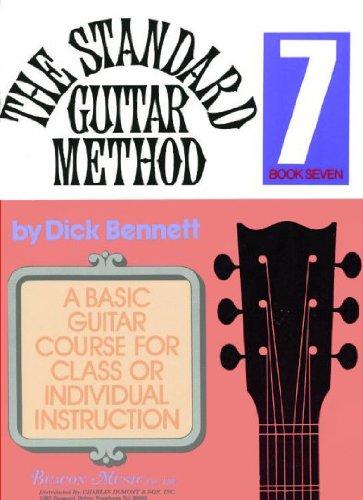 9781617270840: The Standard Guitar Method Book 7