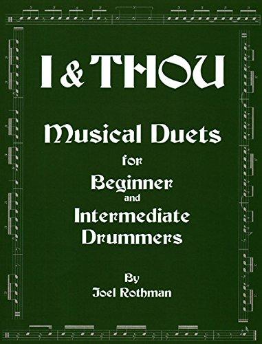 9781617271229: JRP101 - I & Thou Musical Duets for Beginner