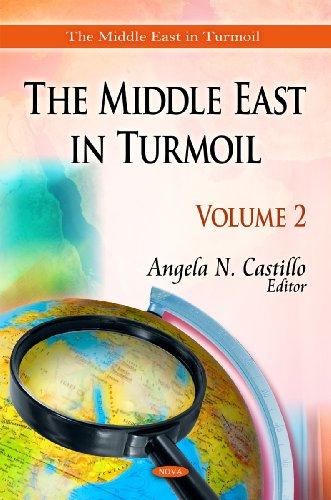 9781617280047: The Middle East in Turmoil