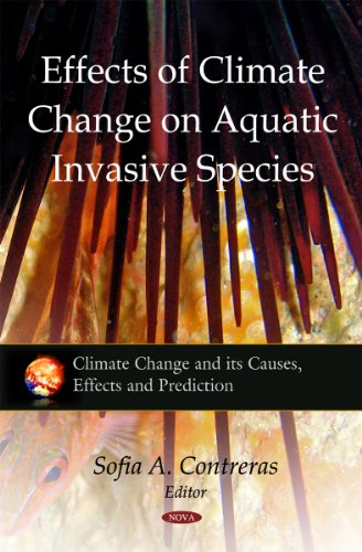 Effects of Climate Change on Aquatic Invasive Species (Paperback)