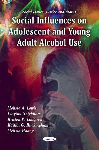 9781617280320: Social Influences on Adolescent & Young Adult Alcohol Use (Novinka)