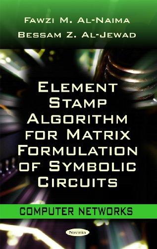Element Stamp Algorithm for Matrix Formulation of: Al-Jewad, Bessam Z.,