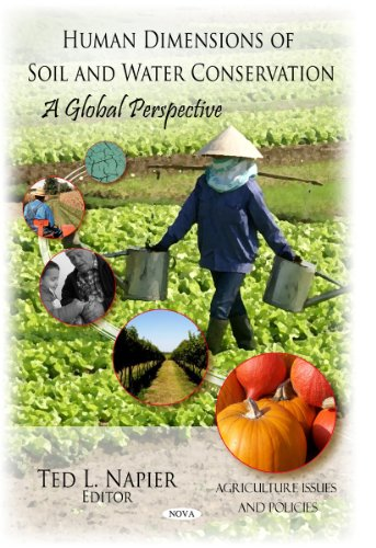 9781617289576: Human Dimensions of Soil and Water Conservation: A Global Perspective (Agriculture Issues and Policies)