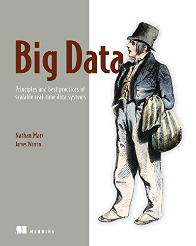 Big Data: Principles and Best Practices of Scalable Realtime Data Systems (Paperback): Nathan Marz