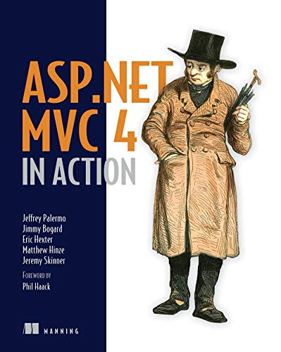 9781617290411: ASP.NET MVC 4 in Action