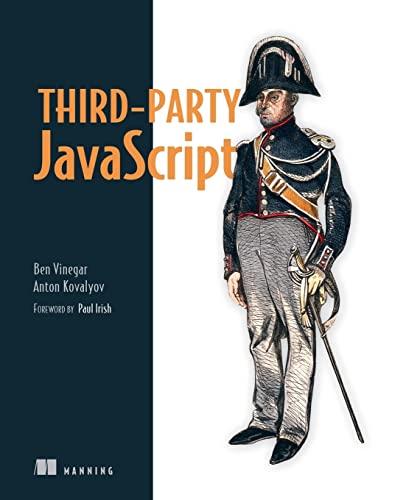 9781617290541: Third-Party JavaScript