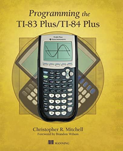 9781617290770: Prog the T1-83+/84+