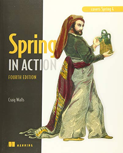 9781617291203: Spring in Action: Covers Spring 4