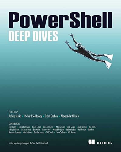 9781617291319: PowerShell Deep Dives