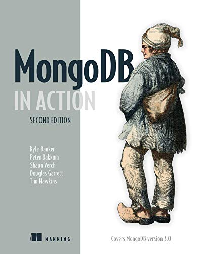 9781617291609: MongoDB in Action