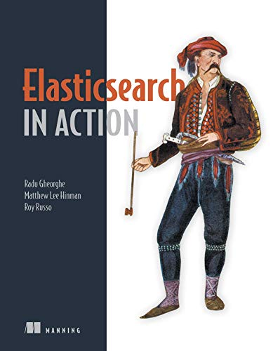 9781617291623: Elasticsearch in Action