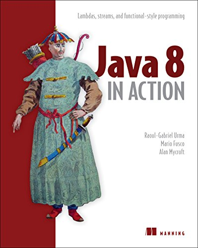 9781617291999: Java 8 in Action: Lambdas, Streams, and functional-style programming