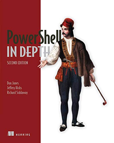 9781617292187: PowerShell in Depth