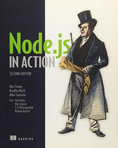 9781617292576: Node.js in Action, Second Edition