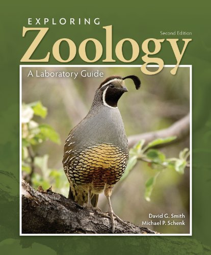 Exploring Zoology A Laboratory Guide: Smith, David G.