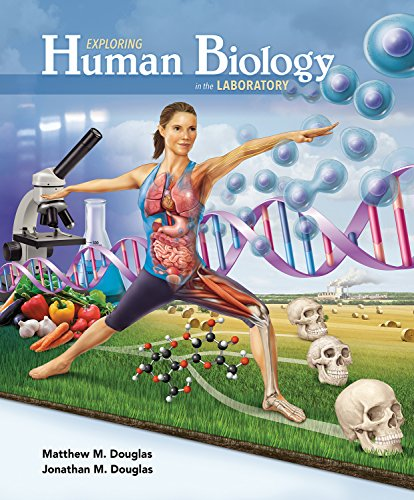 9781617312106: Exploring Human Biology in the Laboratory