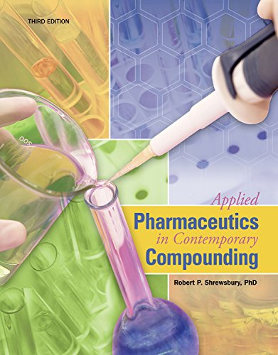 9781617312298: Applied Pharmaceutics in Contemporary Compounding