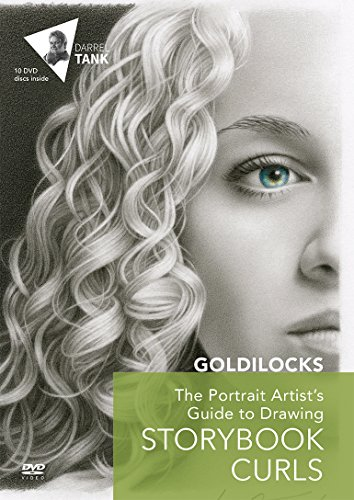 9781617320309: Goldilocks: The Portrait Artist's Guide to Drawing Storybook Curls