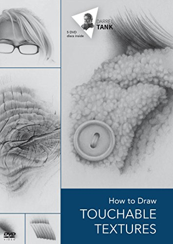 9781617320361: How to Draw Touchable Textures