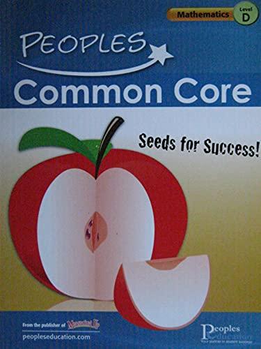 9781617346651: Peoples Common Core Mathematics Level D
