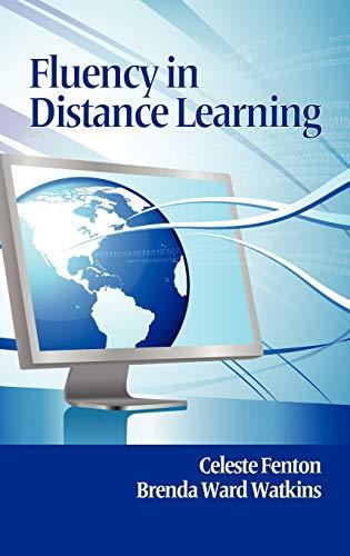 Fluency in Distance Learning (Hc): Celeste Fenton