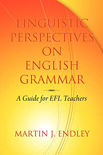 9781617351686: Linguistic Perspectives on English Grammar: A Guide for EFL Teachers