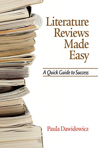 9781617351914: Literature Reviews Made Easy: A Quick Guide to Success