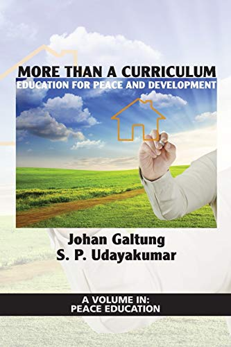 9781617355479: More than a Curriculum: Education for Peace and Development (Peace Education)