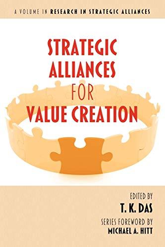 9781617356926: Strategic Alliances for Value Creation (Research in Strategic Alliances)
