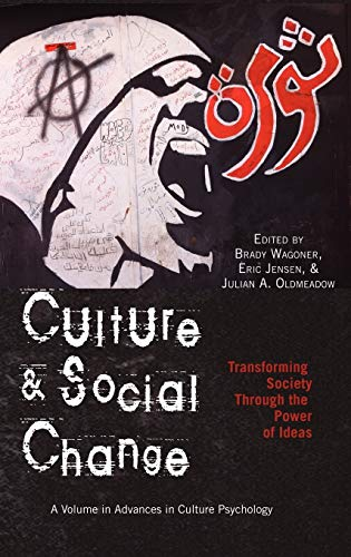Culture and Social Change: Transforming Society Through the Power of Ideas (Hardback): Brady ...