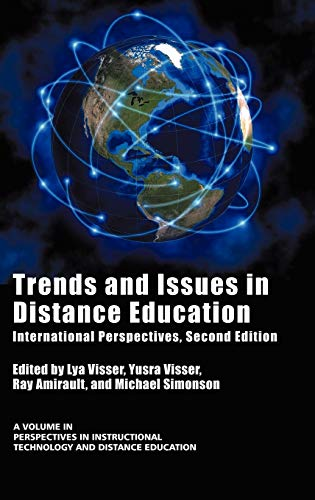 9781617358296: Trends and Issues in Distance Education: International Perspectives, Second Edition (Hc) (Perspectives in Instructional Technology and Distance Education)