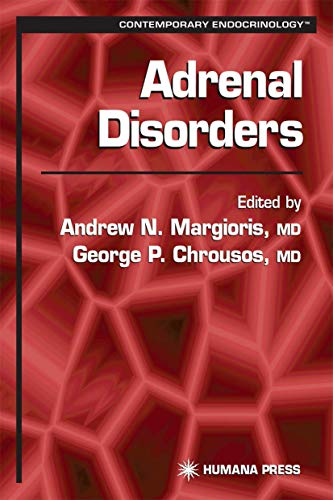 Adrenal Disorders Contemporary Endocrinology