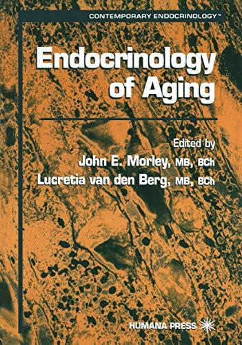 9781617371714: Endocrinology of Aging (Contemporary Endocrinology)