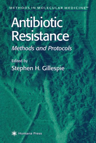 9781617371851: Antibiotic Resistance Methods and Protocols (Methods in Molecular Medicine)