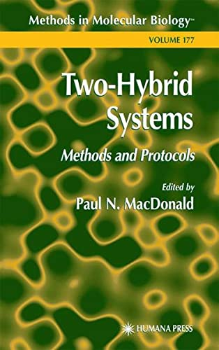 9781617372100: Two-Hybrid Systems: Methods and Protocols (Methods in Molecular Biology)