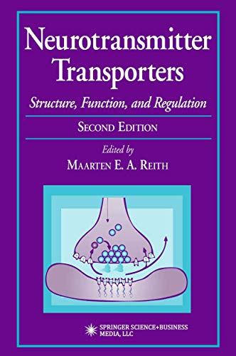 "9781617372674: Neurotransmitter Transporters: ""Structure, Function, And Regulation"" (Contemporary Neuroscience)"