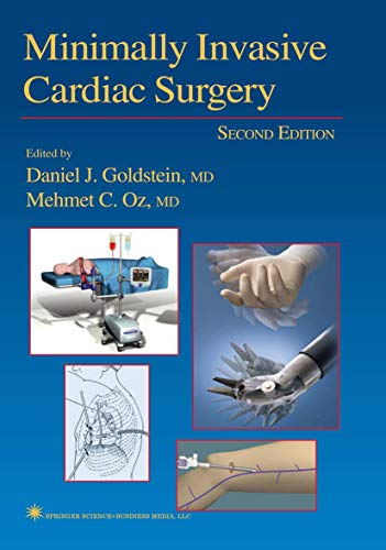 9781617374005: Minimally Invasive Cardiac Surgery (Contemporary Cardiology)