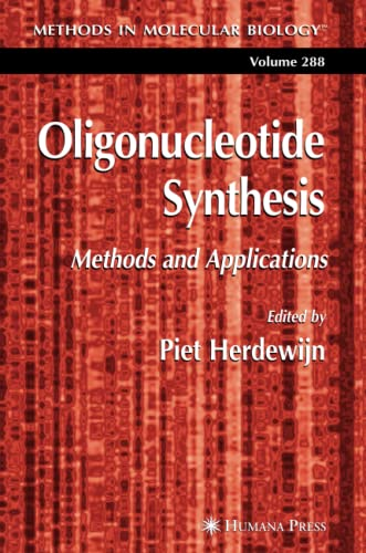 Oligonucleotide Synthesis: Methods and Applications