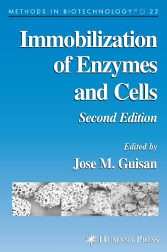 9781617374739: Immobilization of Enzymes and Cells (Methods in Biotechnology)