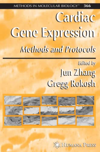 9781617375149: Cardiac Gene Expression: Methods and Protocols (Methods in Molecular Biology)